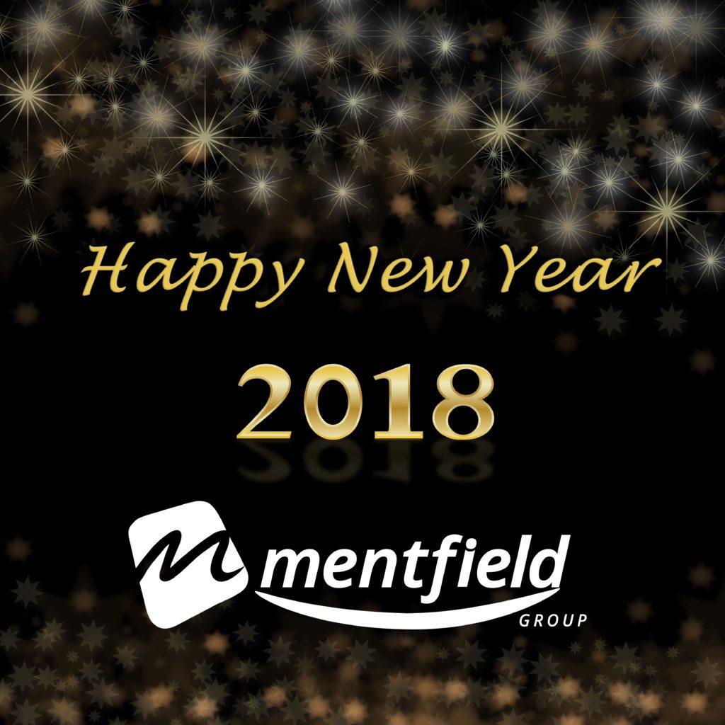 Happy New Year ***2018*** – Mentfield